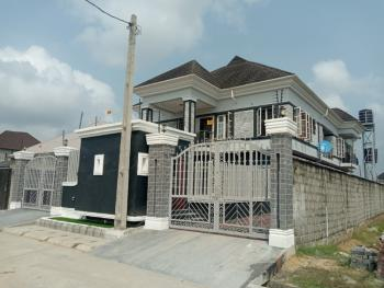 Luxury Fully Service 4 Bedrooms Semi Detached Duplex with 24/7 Power, Beechwood Estate, Imalete Alafia, Ibeju Lekki, Lagos, Semi-detached Duplex for Rent