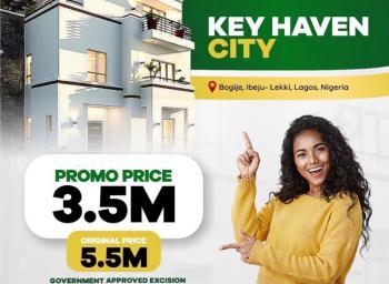 Dry Estate Land on Promo, Few Minutes From Expressway, Bogije, Ibeju Lekki, Lagos, Residential Land for Sale