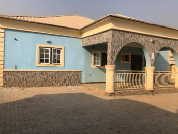 a Standard 2 Bedroom Bungalow in an Estate, Saraha Holmes Estate After 6th Avenue, Gwarinpa, Abuja, Detached Bungalow for Rent