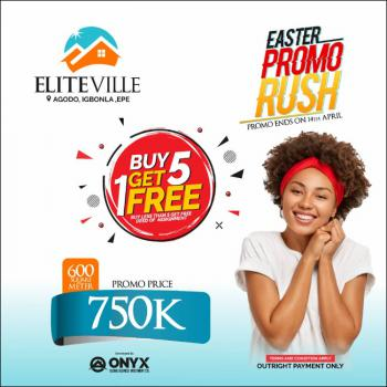 Eliteville Estate, Odo Egiri, Poka, Epe, Lagos, Residential Land for Sale
