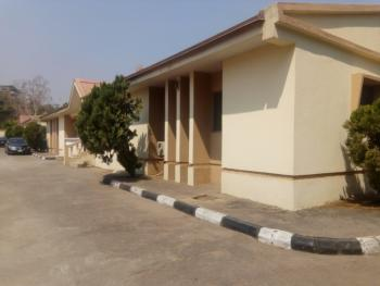 Serviced 3 Bedroom Bungalow with Generator, Ac, for Office., Off Aminu Kano Crescent, Wuse 2, Abuja, Semi-detached Bungalow for Rent