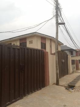 Clean 4 Unit of 3 Bedroom Flat with C of O, Outside Gowon Estate, Egbeda, Alimosho, Lagos, Block of Flats for Sale