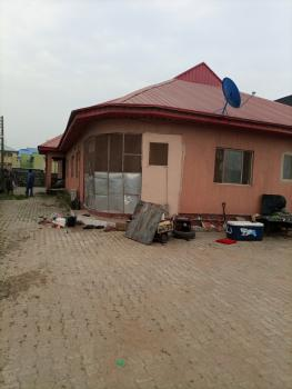 2 Units of 2 Bedroom Flat with 2 Units of Mini Flat, Valley View Estate, Ebute, Ikorodu, Lagos, Block of Flats for Sale