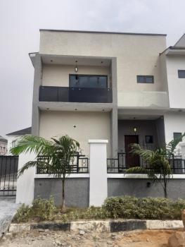 4 Bedroom Semi Detached Duplex, Lakeview Estate Orchid Road, Lafiaji, Lekki, Lagos, Semi-detached Duplex for Sale