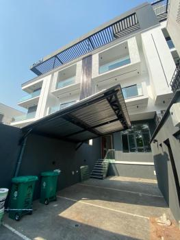 Luxury Finished 5 Bedroom Terrace Duplex + Bq with Impeccable Features, Ikoyi, Lagos, Terraced Duplex for Sale
