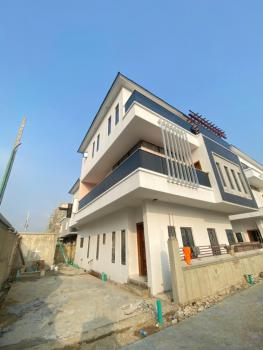 Contemporary 5 Bedroom Fully Detached Duplex with Bq, Ikate Elegushi, Lekki, Lagos, Detached Duplex for Sale