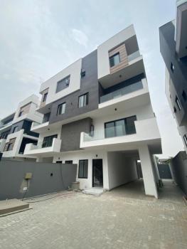 Luxury Finished 5 Bedroom Semi Detached Duplex with an Elevator & Bq, Banana Island, Ikoyi, Lagos, Semi-detached Duplex for Sale