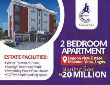 Luxury 2 Bedroom  Apartment, Makoko, Yaba, Lagos, Terraced Bungalow for Sale