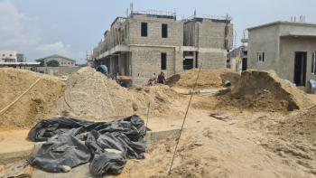 Fast Ongoing Development of a Studio Apartment, Adjacent Luxe Hotels and Suites, Salem Bustop, Lekki Phase 2, Lekki, Lagos, Mini Flat for Sale