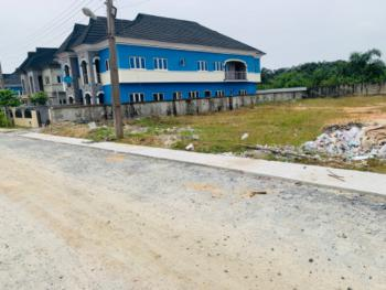Available Exclusive Plot of Land in a Well Organized Estate, Located at Okun Ajah Community Road , Abraham Adesanya, Lekki, Lagos, Residential Land for Sale