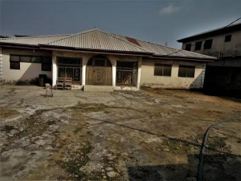 Fence and Gated 718,sqm Land with a Demolishable Bungalow, Akinwumi Estate Mende, Mende, Maryland, Lagos, Residential Land for Sale