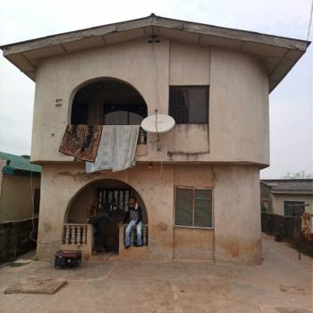Block of 4 Flats of 2 Bedroom Each, Meiran, Agege, Lagos, Block of Flats for Sale