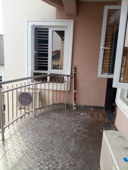 Specious 3 Bedroom Flat All Rooms En-suite Comes with 4 Ac, Ologolo Opposite Osapa, Lekki Phase 2, Lekki, Lagos, Flat for Rent