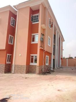 Newly 3 Bedroom, K Farm Estate Via Haruna St., Ogba, Ikeja, Lagos, Flat for Rent