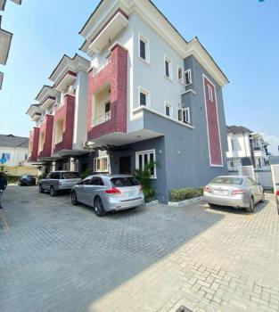 Brand New 4 Bedroom Duplex Terrace  Duplex  with 247 Security, London, Osapa, Lekki, Lagos, Terraced Duplex for Rent