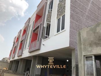 Exquisite 4 Bedroom Terrace + Bq, Igbo Efon, Lekki, Lagos, Terraced Duplex for Sale