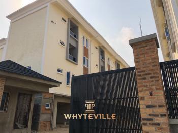 Two- Storey Innovative 4 Bedroom + Penthouse Suite Duplex, Idado, Lekki, Lagos, Terraced Duplex for Sale