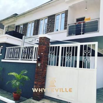Distress 4 Bedroom Semi-detached Duplex, Idado, Lekki, Lagos, Semi-detached Duplex for Sale
