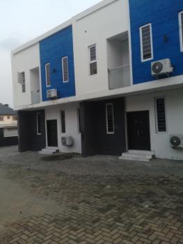 3 Bedroom Terraced Duplex, Ocean Palm Estate, Sangotedo, Ajah, Lagos, Terraced Duplex for Sale