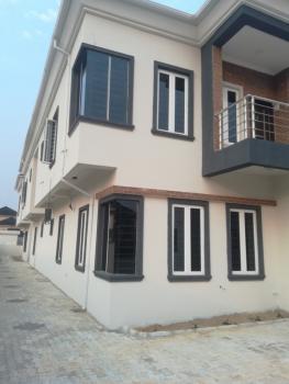 Luxury 4 Bedroom Semi Detarched Duplex, Penininsulla Garden, Sangotedo, Ajah, Lagos, Semi-detached Duplex for Sale