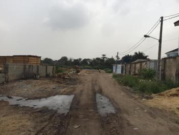 Two Plots of Land, Alaka, Surulere, Lagos, Residential Land for Sale