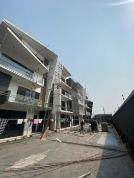 Aesthetic 4 Bedroom Terrace, Oniru, Victoria Island (vi), Lagos, Terraced Duplex for Sale