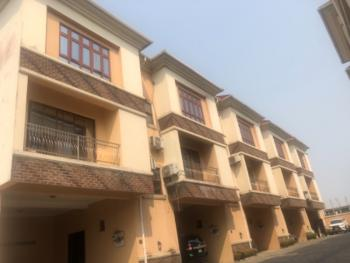 Luxurious 4 Bedroom Townhouse with Bq, Gated Estate with 24hrs Light, Osapa, Lekki, Lagos, House for Rent