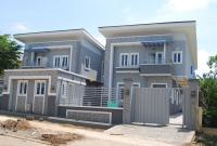 An Exquisitly Finished 5 Bedrooms Semi Detached House With Bq, Apo, Abuja, 4 bedroom Semi-detached Duplex for Sale
