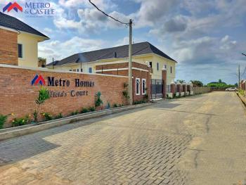 2 Bedroom Terrace Duplex & Bq in an Exquisitely Beautiful Estate, Lekki Garden, Phase 4 Road, Ajiwe, Ajah, Lagos, Terraced Duplex for Sale