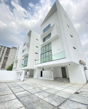 Exquisitely Finished 5 Bedroom Detached House with 2 Maids Room, Ikoyi, Lagos, Detached Duplex for Sale