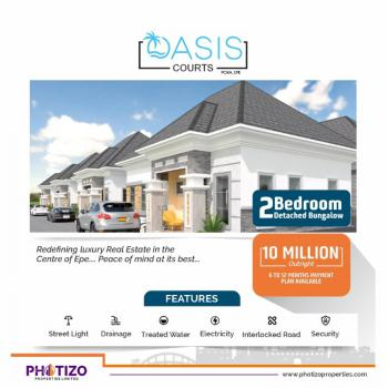 Oasis Courts, Epe, Lagos, Detached Bungalow for Sale