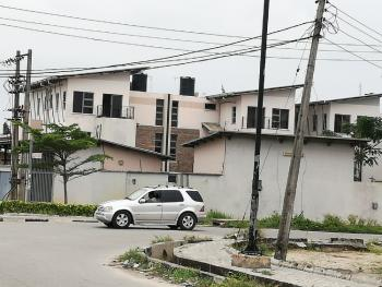 a Serviced 4 Bedroom Semi-detached Duplex Located in a Serviced Estate, Lekki Phase 1, Lekki, Lagos, Semi-detached Duplex for Rent