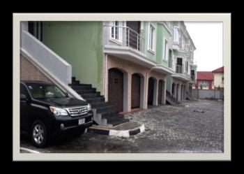 4 Bedroom Terrace with 1 Room Bq, Chevron Drive, Lekki, Lagos, Terraced Duplex for Sale