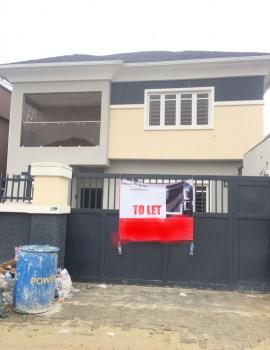 Newly Built 3 Bedroom Fully Detached Duplex with Bq, Estate, Adoh Road, Ajah, Lagos, Detached Duplex for Rent