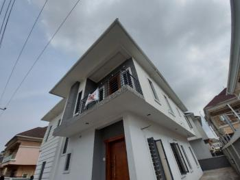 Brand New and Nicely 5 Bedroom Detached Duplex with Boys Quarter, Chevy View Estate, Lekki, Lagos, Detached Duplex for Sale