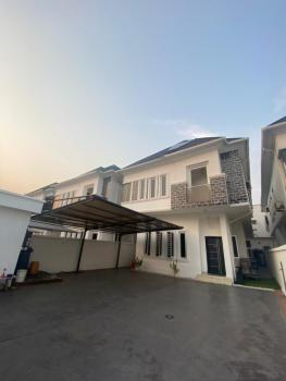 Well Built 5 Bedroom Home, Osapa, Lekki, Lagos, Semi-detached Duplex for Rent