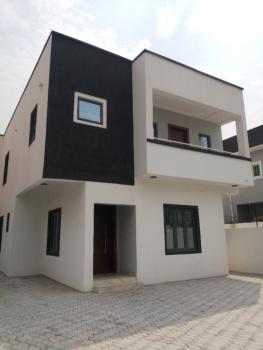 Luxury Built and Finished 5 Bedroom Fully Detached Duplex + 2 Rooms Bq, Off Admiralty Way, Lekki Phase 1, Lekki, Lagos, Detached Duplex for Sale