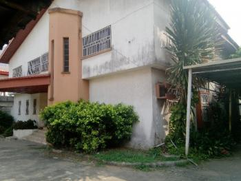 Expansive 5 Bedroom Detached House with 2-room Bq in a Great Location, Victoria Island (vi), Lagos, Detached Duplex for Rent