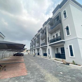 Brand New Luxury 4 Bedrooms Terrace Duplex with Swimming Pool, Oniru Estate, Oniru, Victoria Island (vi), Lagos, Terraced Duplex for Sale