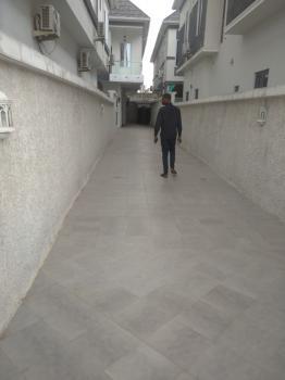 Luxury Furnished 5 Bedroom Duplex with Bq, Chevy View Estate Chevron, Lekki, Lagos, Detached Duplex for Sale