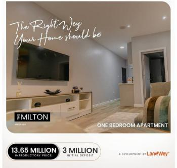 Luxury 1 Bedroom Apartment, Awoyaya, Ibeju Lekki, Lagos, Mini Flat for Sale