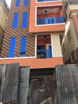 Newly Built 2 Bedroom Flat, Abeokuta Street, Adekunle, Yaba, Lagos, Flat for Rent