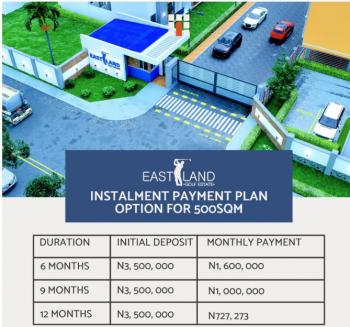 Make N4m Initial Deposit, Get a Free Trip to Dubai, Opposite Rain Oil Filing Station, Abijo, Lekki, Lagos, Land for Sale