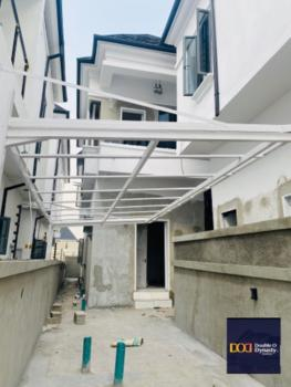 Beautifully Built 4 Bedroom Detached Duplex with Bq, By Chevron Toll, Lekki, Lagos, House for Sale