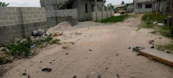 Residential 400sqm, More Than a Half Plot of Land, Thomas Estate, Ajah, Lagos, Residential Land for Sale