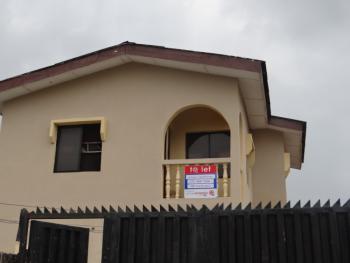 Block of 4 Units of Flat @ 25million Only, Umudi Street, Dockville Estate, Badore, Ajah, Lagos, Block of Flats for Sale