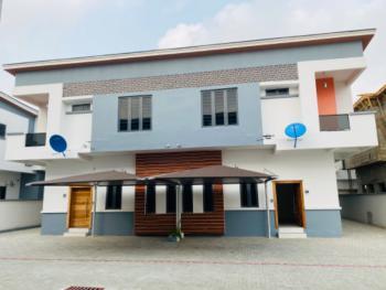 Humongous 4 Bedroom Semi Detached Duplex with Bq/24hrs Light, Chevron Drive, Lekki Expressway, Lekki, Lagos, Detached Duplex for Sale