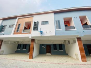 Lovely 4 Bedrooms Terraced Duplex, 24 Hours Light, Chevron Drive, Lekki Expressway, Lekki, Lagos, Terraced Duplex for Sale