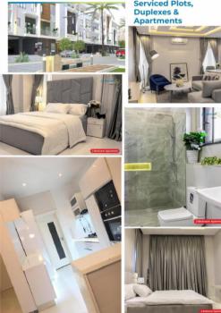 3 Bedroom Bungalow with a Bq, Abijo Gra, Abijo, Lekki, Lagos, House for Sale