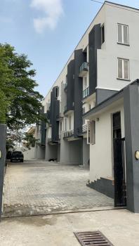 4 Bedroom Terrace House with 1-room Bq, Ihuntayi, Oniru, Victoria Island (vi), Lagos, House for Sale